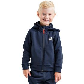 DIDRIKSONS Corin 3 Jacket Kids, navy